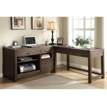 Promenade - Writing Desk - Warm Cocoa Finish