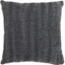 """Life Styles Gt655 Charcoal 22"""" X 22"""" Throw Pillows"""