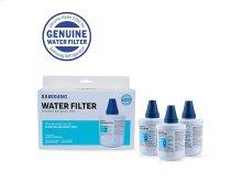 HAF-CU1 3 Pack Refrigerator Water Filter