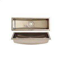 Avalon Sink - SK408 White Bronze Light