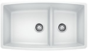 Blanco Performa 1-3/4 Medium Bowl - White