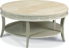 Well-Edited Cocktail Table