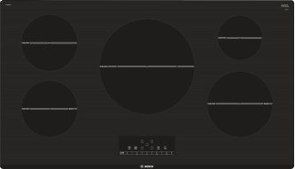 """800 Series 36"""" Induction Cooktop, NIT8668UC, Black Frameless"""