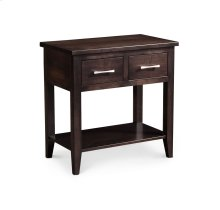 Crawford Nightstand Table, Extra Wide