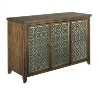 Wine/Entertainment Console Product Image