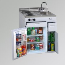 """Model CK301SHP - 30"""" Complete Compact Kitchen with Refrigerator"""