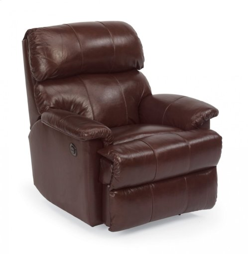 Chicago Leather Power Recliner