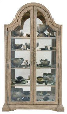 Campania Display Cabinet in Campania Weathered Sand (370)