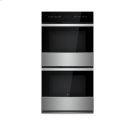 "NOIR 27"" Double Wall Oven with MultiMode® Convection System Product Image"