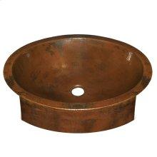 Antique Copper Calypso