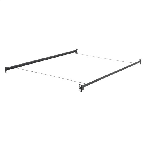 Bolt-on Rail System with Wire Support - Queen