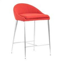 Reykjavik Counter Chair Tangerine