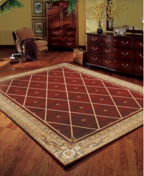 Ashton House As03 Sie Rectangle Rug 27'' X 18''
