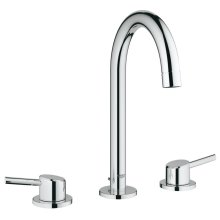 """Concetto 8"""" Widespread Two-Handle Bathroom Faucet L-Size"""