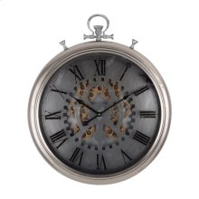 Hereford Clock, Large SLV
