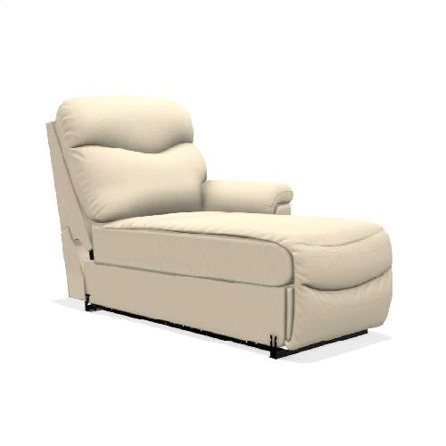 James Left-Arm Sitting Reclining Chaise