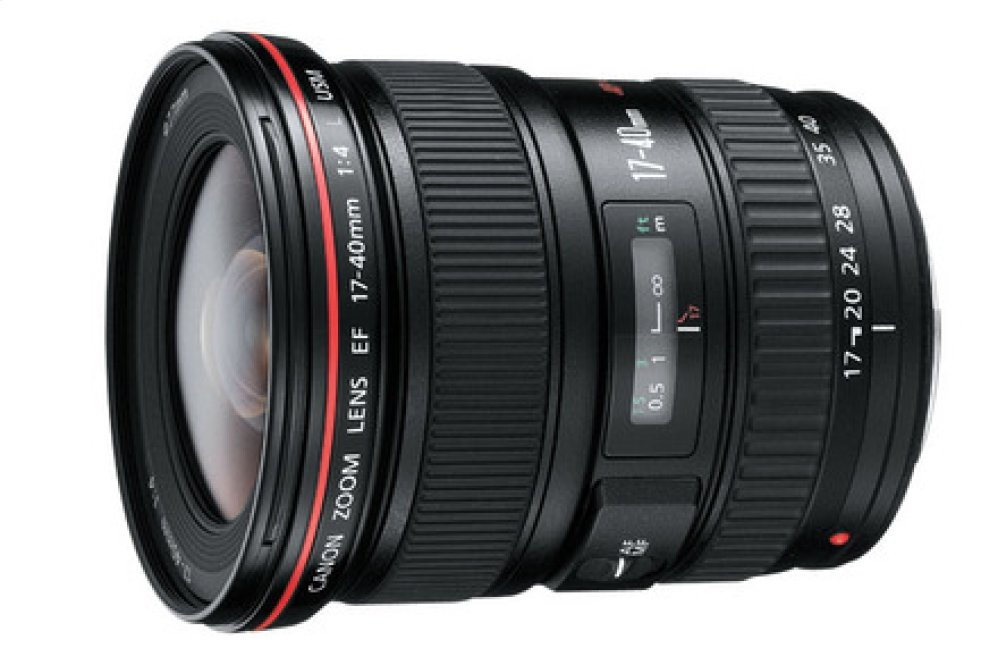 Canon EF 17-40mm f/4L USM Ultra-Wide Zoom Lens
