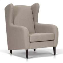Rooney Wing-Back Lounge Chair