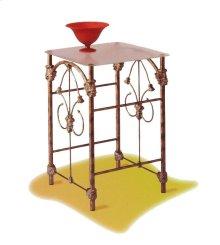 Estate Iron Table - #446