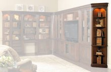 European Renaissance II Wall End Unit L/R