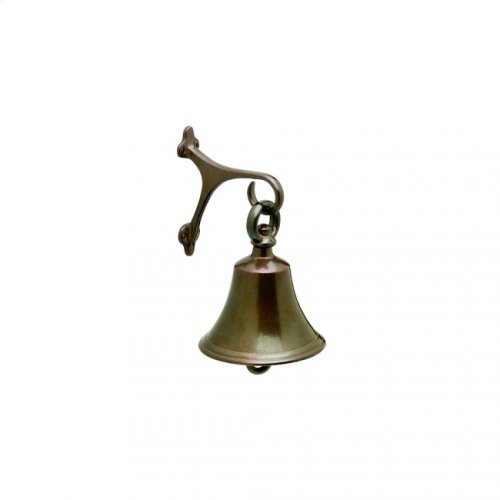 Small Bell - B6 Silicon Bronze Brushed