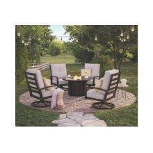Swivel Lounge Chair