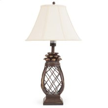 Pineapple Cage Table Lamp