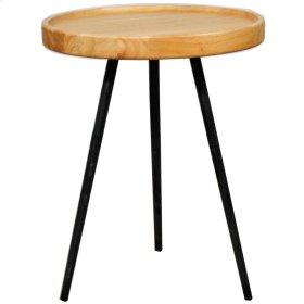 Axel End Table, Teak