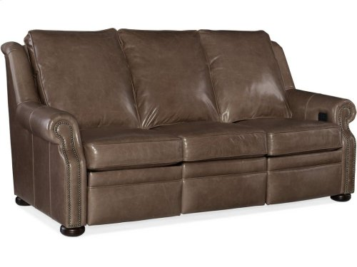 Pauley Sofa L & R Recline w/Articulating Headrest