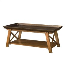 Rect. Tray Cocktail Table-Import
