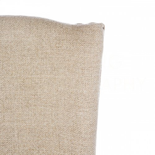 Ethan Upholstered Dining Chair in Linen