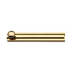 Polished Brass BR7022 Surface Bolt