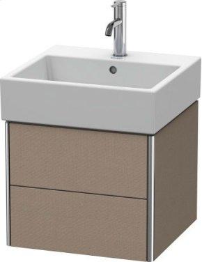 Vanity Unit Wall-mounted, Linen (decor)