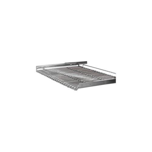 Telescopic Slide Shelf - 30 Self Clean Ranges Stainless