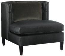 Abbey Armless Chair in Tobacco Non-Distressed (783)
