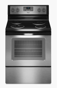 4.8 Cu. Ft. Freestanding Electric Range with AccuBake® System