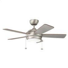 "Starkk Collection 42"" Starkk LED Ceiling Fan NI"