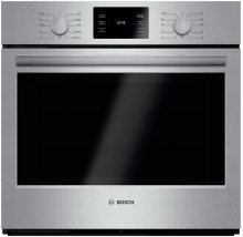 """30"""" Single Wall Oven 500 Series - Stainless Steel"""