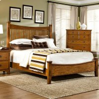 Bedroom - Pasadena Revival Standard Bed Product Image