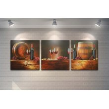 """wine Cellar"" artwork"