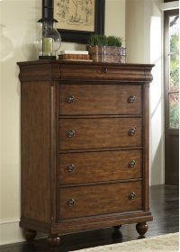 Rustic Traditions 5 Drawer Chest Product Image