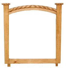 Mansion Rope Mirror