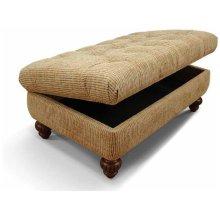 Benwood Storage Ottoman 4350-81