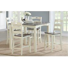 5-pcs Counter Height Set