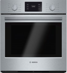 "500 Series, 27"", Single Wall Oven, SS, EU Convection, Knob Control"