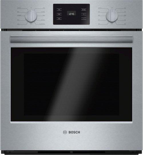"500 Series, 27"", Single Wall Oven, SS, EU Convection, Knob Control"