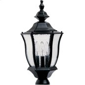 Madrona Cast 3-Light Outdoor Pole/Post Lantern