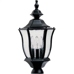 Madrona Cast 3-Light Outdoor Pole/Post Lantern