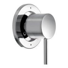 Align chrome transfer valve trim