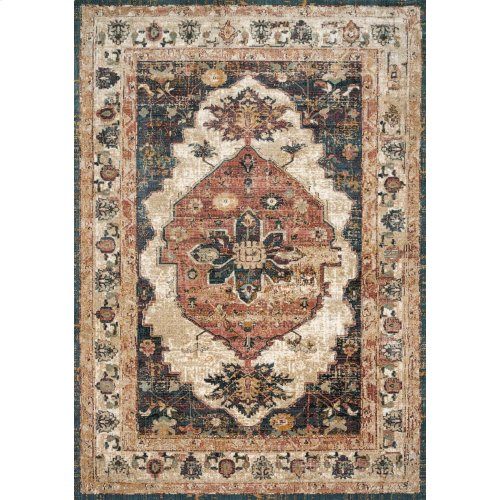 Mh Ivory / Spice Rug
